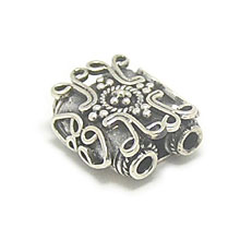 Bali Beads | Sterling Silver Silver Beads - Connectors, Silver Beads B2001