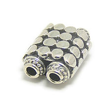 Bali Beads | Sterling Silver Silver Beads - Connectors, Silver Beads B2004
