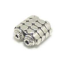 Bali Beads | Sterling Silver Silver Beads - Connectors, Silver Beads B2005