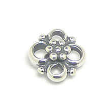 Bali Beads | Sterling Silver Silver Beads - Connectors, Silver Beads B2015