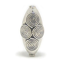 Bali Beads | Sterling Silver Silver Beads - Other Shapes, Silver Beads B3017