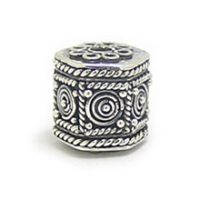 Bali Beads | Sterling Silver Silver Beads - Other Shapes, Silver Beads B3019