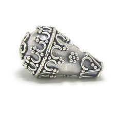 Bali Beads | Sterling Silver Silver Beads - Other Shapes, Silver Beads B3024