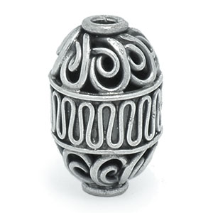 Bali Beads | Sterling Silver Silver Beads - Round Beads, Bali Beads